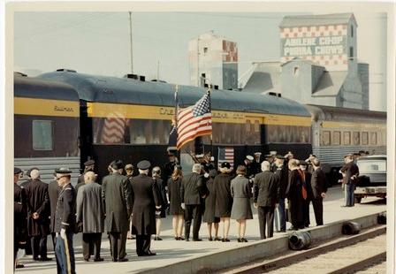 arriving in Abilene, courtesy Dwight D. Eisenhower Presidential Library _AMP_ Museum_1544125986690.jpg_64384946_ver1.0_640_360.jpg